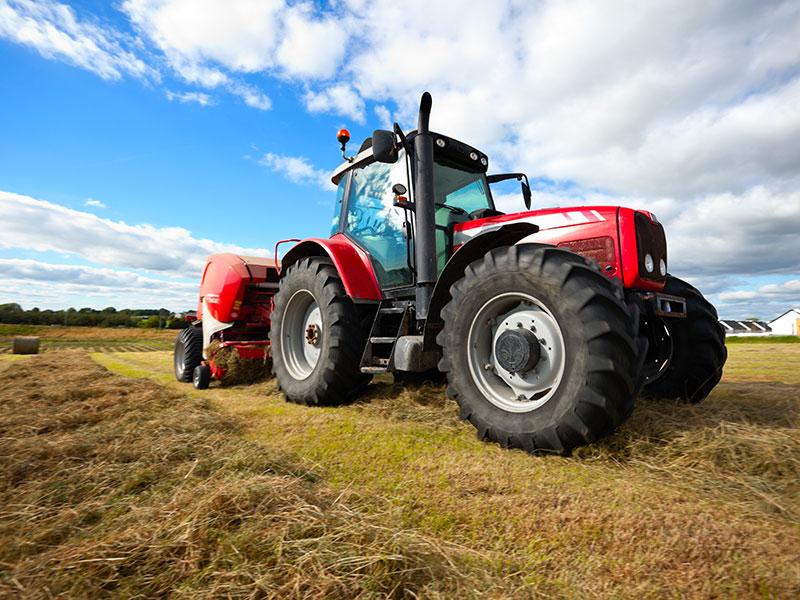 achat tracteur agricole